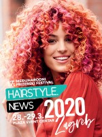 [OTKAZAN] 17. Međunarodni frizerski festival - Hairstyle News 2020
