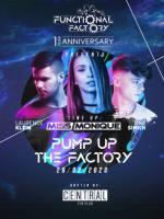 Functional Factory Presents: PUMP UP THE FACTORY