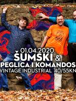 [ODGOĐENO] Šumski / Peglica & Komandos