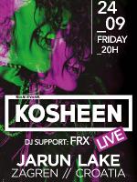 [ODGOĐENO] KOSHEEN live