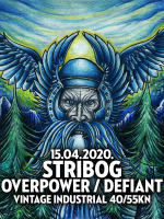 Stribog / Overpower / Defiant