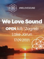 [ODGOĐENO] We Love Sound OPEN AIR Zagreb