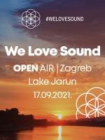 We Love Sound OPEN AIR Zagreb