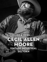 [ODGOĐENO] Cecil Allen Moore