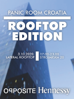 Panic Room Croatia: Rooftop Edition