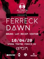 [ODGOĐENO] Opera I Teatro Fenice w/ Ferreck Dawn