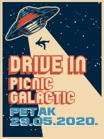 PICNIC GALACTIC Drive In Music Festival
