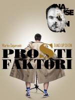 Trešnjevka: Prosti Faktori, Marko Dejanović (BiH) stand up show