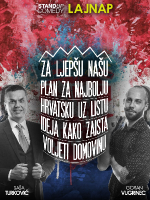 ZA LJEPŠU NAŠU - Stand-up comedy show by LAJNAP