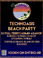 TechnOasis Beach Party