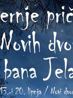 Večernje priče iz Novih dvora bana Jelačića - vođena tematska tura