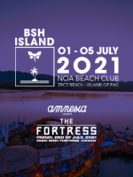 [ODGOĐENO] BSH Island Festival | 9 - 12 of July 2020