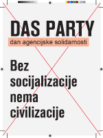 DAS PARTY  (Dan agencijske solidarnosti)