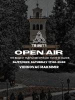 TRINITY OPEN AIR @ VIDIKOVAC MAKSIMIR