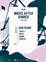 Music After Dinner pres. Dan Shake x Boat Party