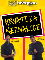 HRVATI ZA NEZNALICE by LAJNAP - OPEN AIR comedy show
