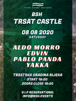 BSH Trsat Castle  I Adria Sunset Sessions