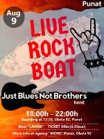 Live Rock Boat