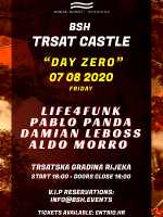 BSH Trsat Castle Day Zero • 07.08.2020. | Adria Sunset Sessions