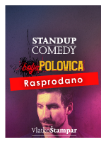 BOLJA POLOVICA - Vlatko Štampar OPEN AIR Stand Up Comedy - by LAJNAP