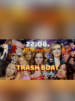 TRASH Boat Party