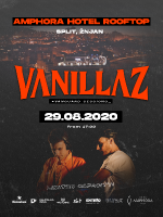 VANILLAZ presents Vanguard Sessions @ Amphora Hotel Rooftop, Split