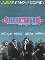 VEČER SMIJEHA - Dejtnajt: Stand-up comedy show