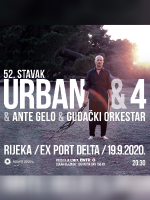 URBAN & 4 & ANTE GELO GUDAČKI ORKESTAR