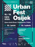 Urban Fest Osijek 2020: #samoosijek