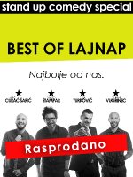 BEST OF LAJNAP - stand-up comedy special