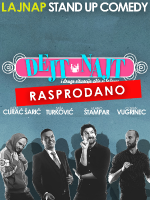 DEJTNAJT by LAJNAP - Stand-up comedy show