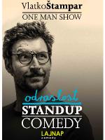 ODRASLOST - Vlatko Štampar - Stand Up Comedy - by Lajnap