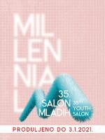 35. SALON MLADIH - MILLENNIAL