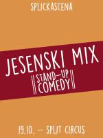 Jesenski Mix // Stand-Up Comedy Show