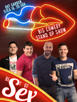 BIS Comedy: Best of Sex - stand up show