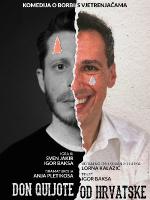 DON QUIJOTE OD HRVATSKE - kazališna komedija online