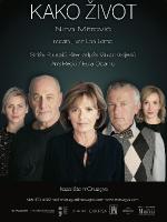 KAKO ŽIVOT - predstava Kazališta Moruzgva ONLINE