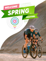 Welcome Spring Ludbreg -  Gravel Race