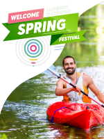 Welcome Spring Ludbreg - Watermark Kayak Race