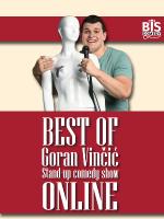 Goran Vinčić - Best of stand up comedy - Online