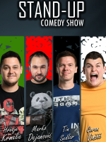 BIS comedy - Stand up comedy show