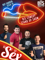BIS comedy: Best of SEX stand up show