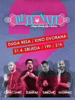 DEJTNAJT 2 by LAJNAP - Stand-up comedy show