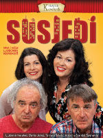 Predstava SUSJEDI - Kerekesh Teatar - 12. TJEDAN SMIJEHA