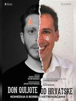 Predstava DON QUIJOTE OD HRVATSKE -KD Kaleidoskop - 12. TJEDAN SMIJEHA