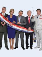 Predstava PREDSJEDNICI & CA -Kazalište Kerempuh - 12. TJEDAN SMIJEHA