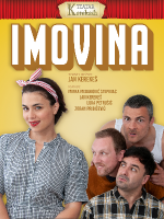 Predstava IMOVINA - Kerekesh Teatar - 12. TJEDAN SMIJEHA