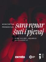 Sara Renar - zagrebačka koncertna promocija albuma