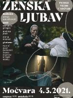 Filmske večeri u Močvari: Ženska ljubav