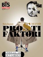 Prosti Faktori - Stand Up Comedy Show by Marko Dejanović (BiH)